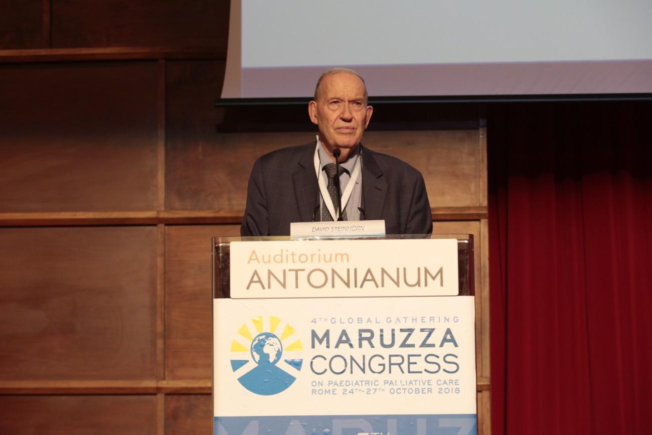 _Marcello Orzalesi introduce David Steinhorn