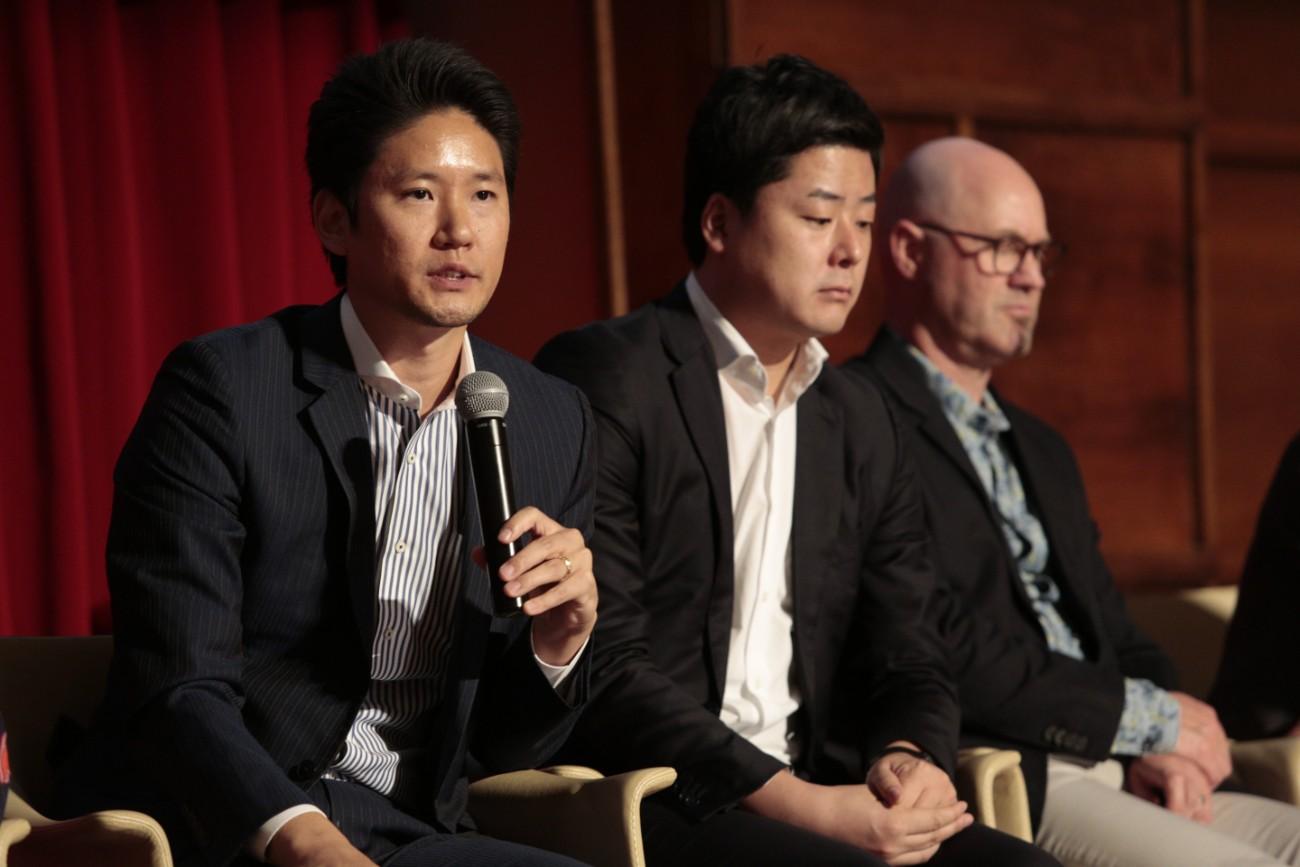 _Roundtable, Kevin Kajitani, Akira Fukabori