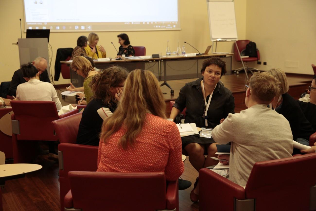 _gruppi di lavoro Room S. Bernardino