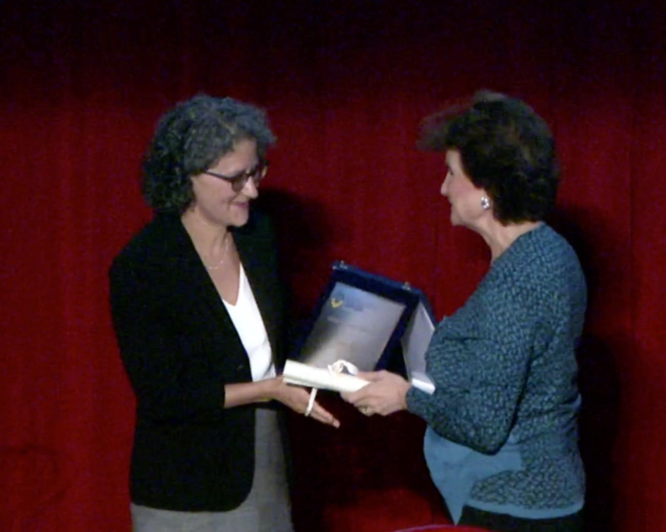 Joanne Wolfe_Ventafridda Award 2018