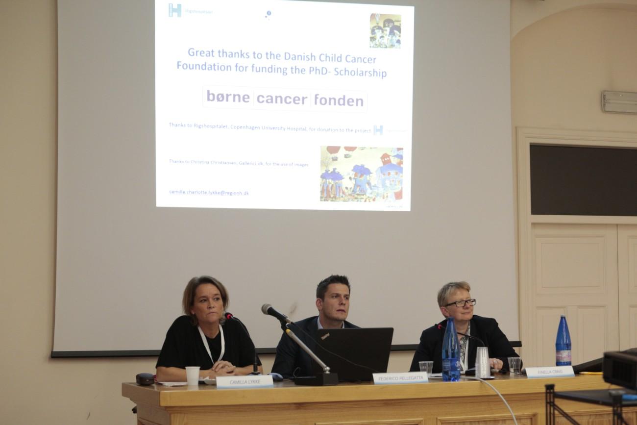 _day two Camilla Lykke, Finella Craig, Federico Pellegatta Working session VI